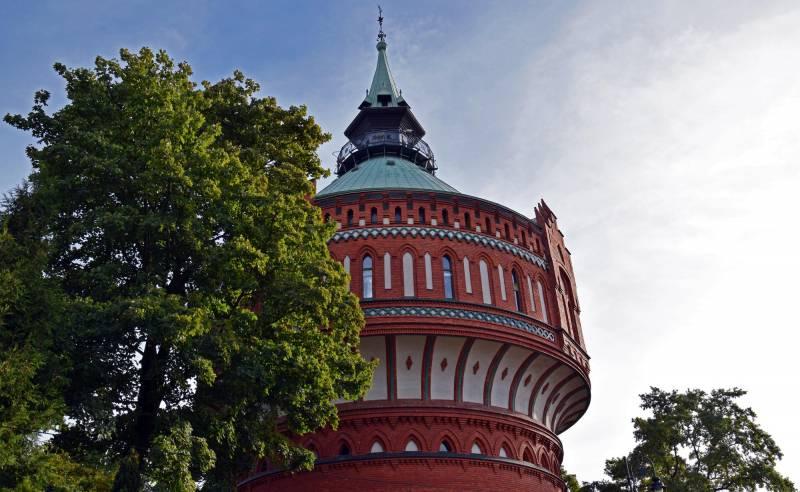 Museum of Waterworks- Water Tower