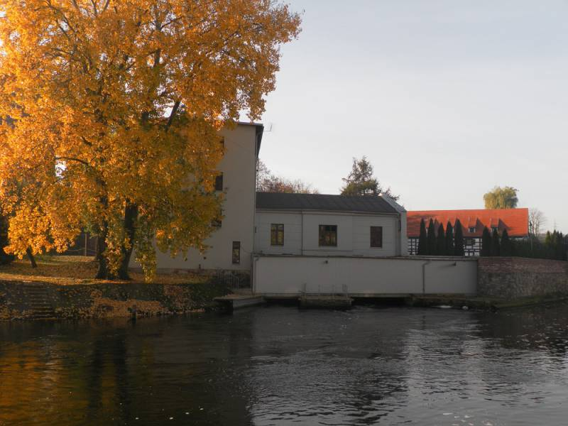 "Hydroelectric Power Station  ""Kujawska"""