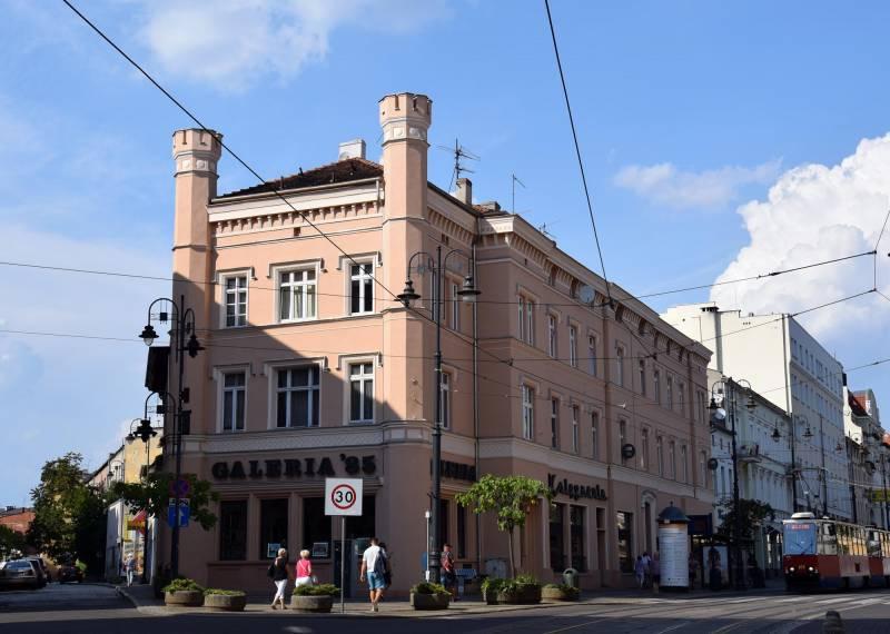 Kamienica przy ul. Gdańskiej 17