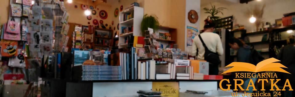 """Bookshop """"Gratka"""""""