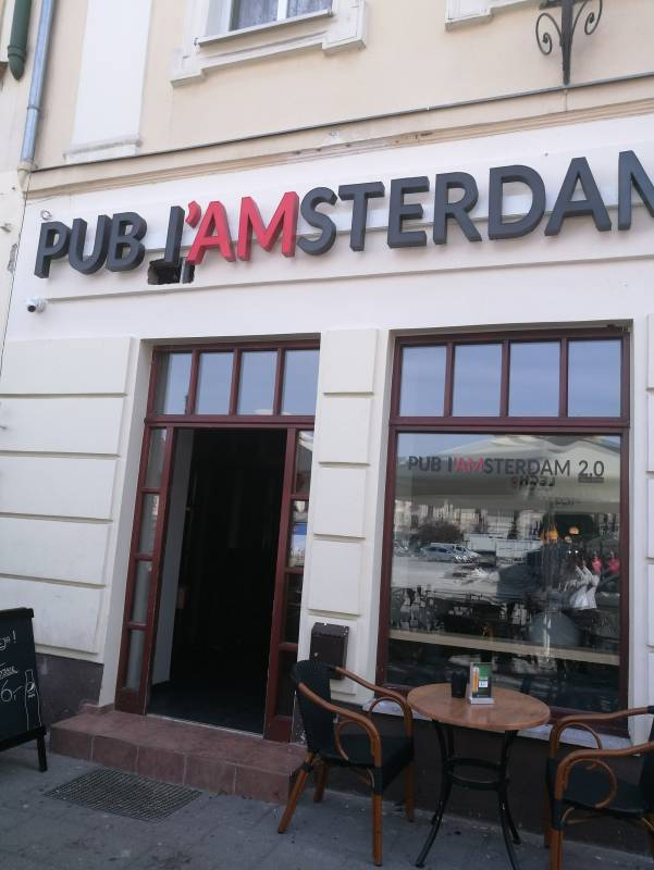 PUB I'Amsterdam 2.0