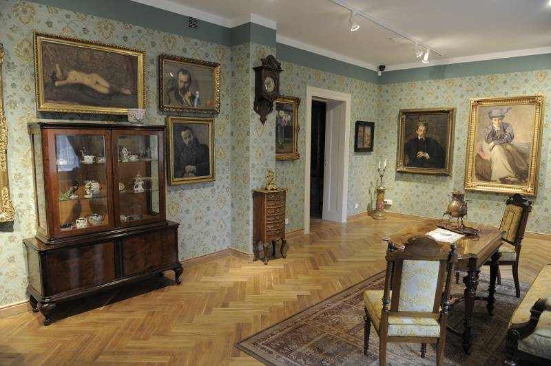 Leon Wyczółkowski's House