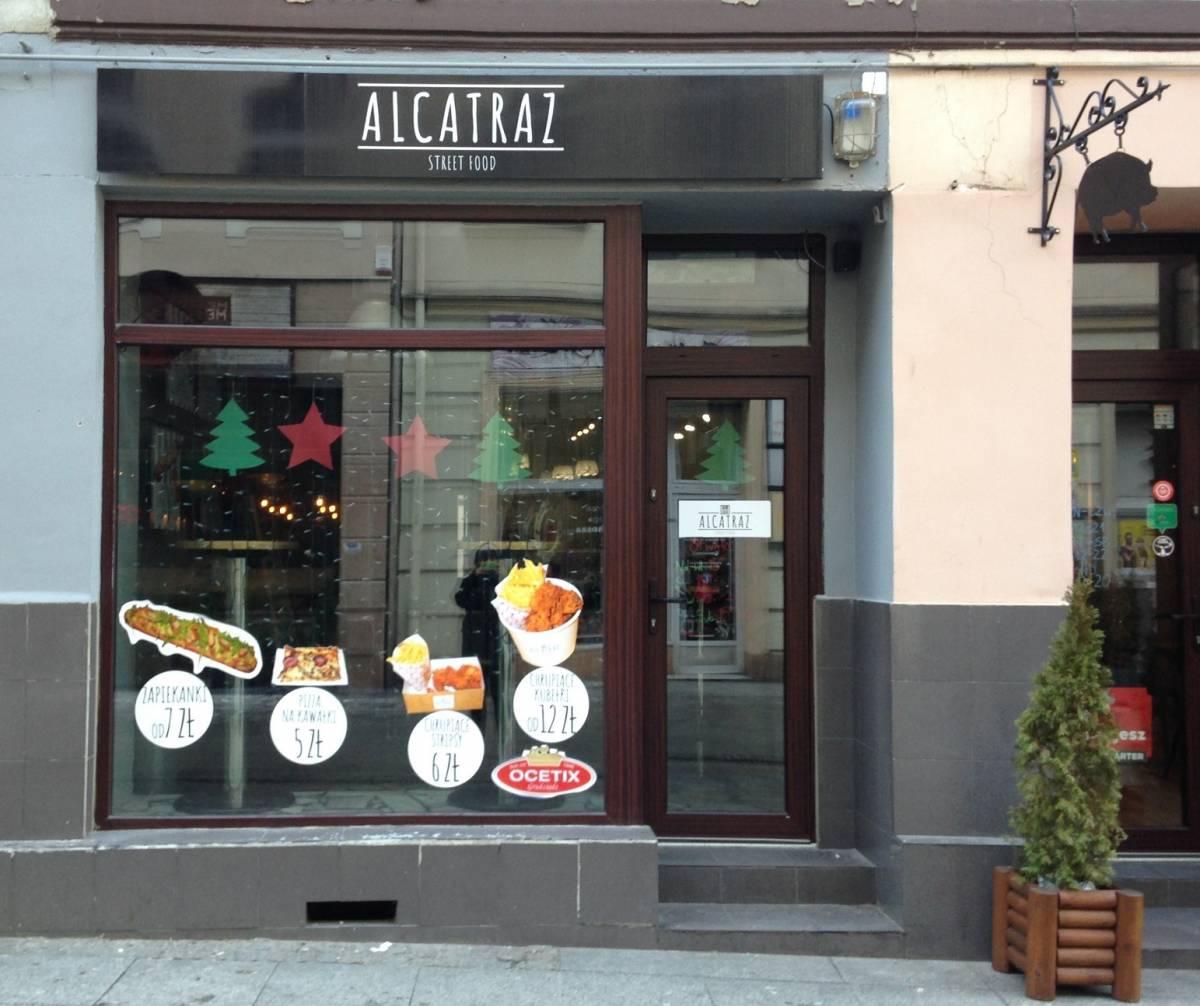 Alcatraz Street Food