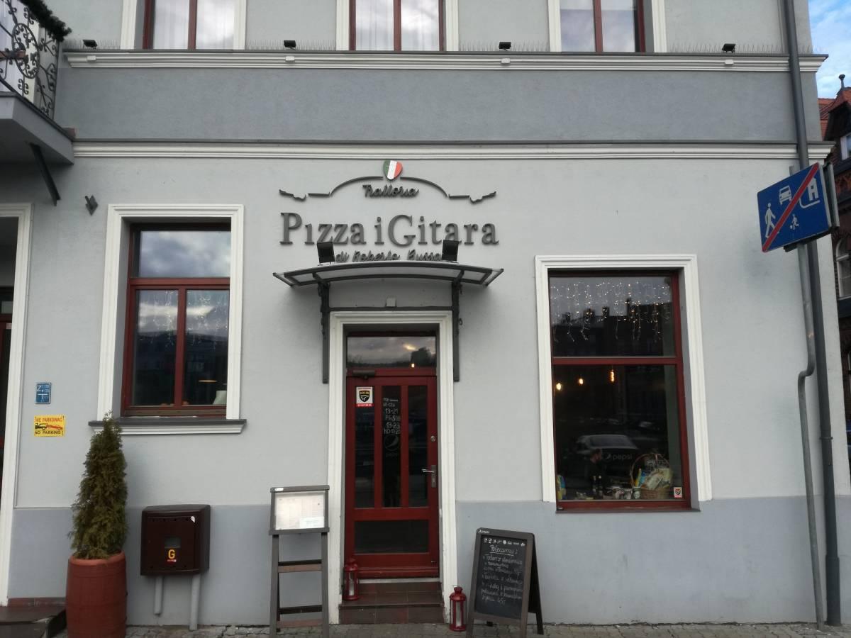 Pizza i Gitara - Stary Port