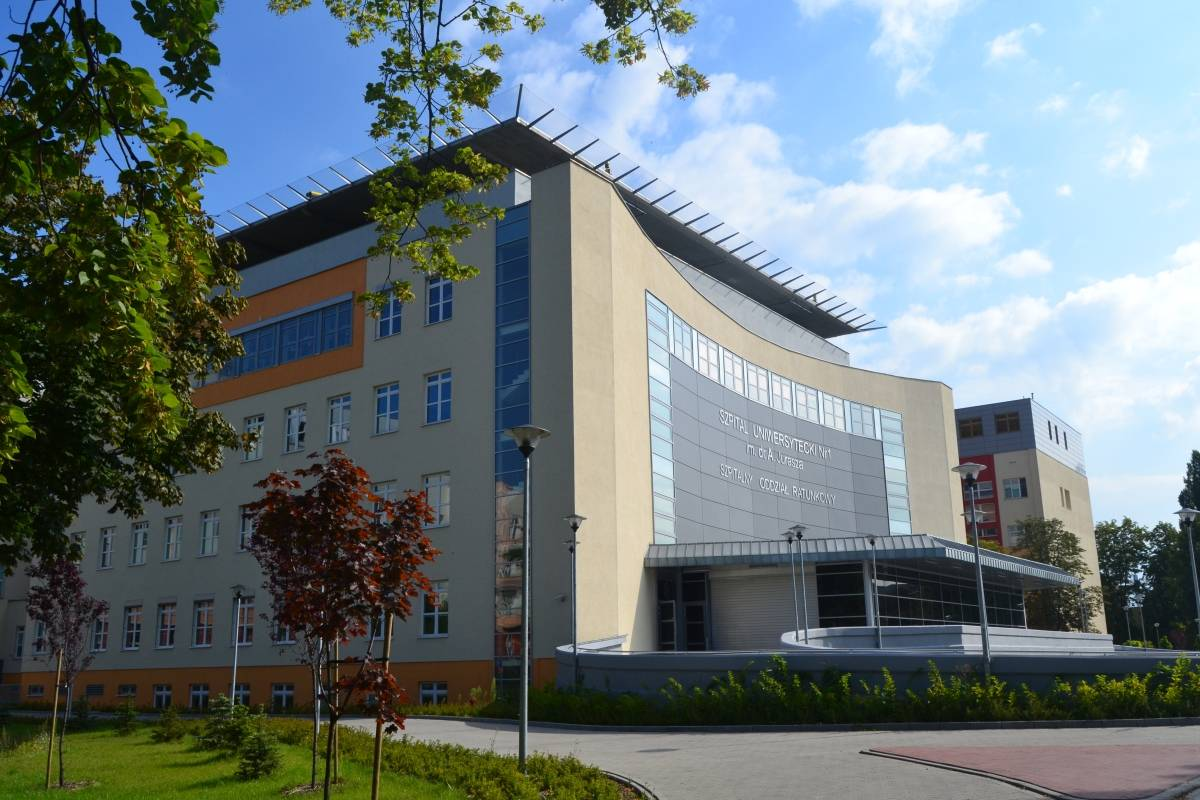 Szpital Uniwersytecki nr 1 im. dr. Antoniego Jurasza