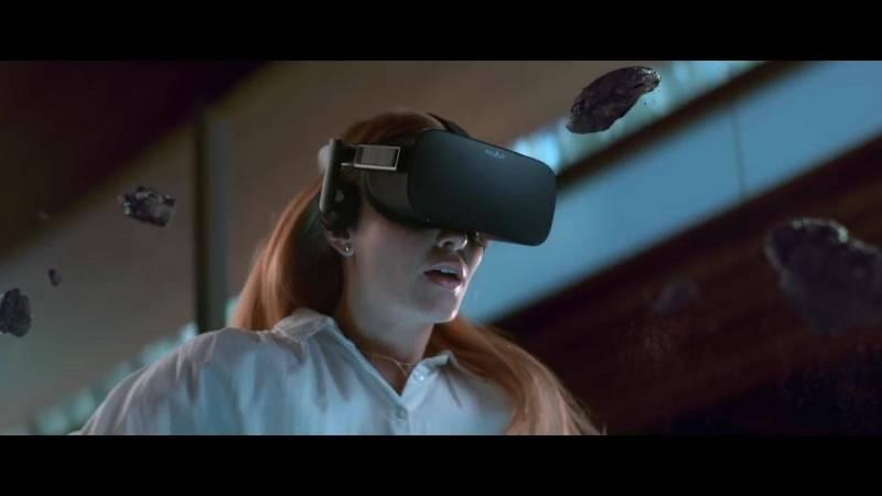 The Unreal VR