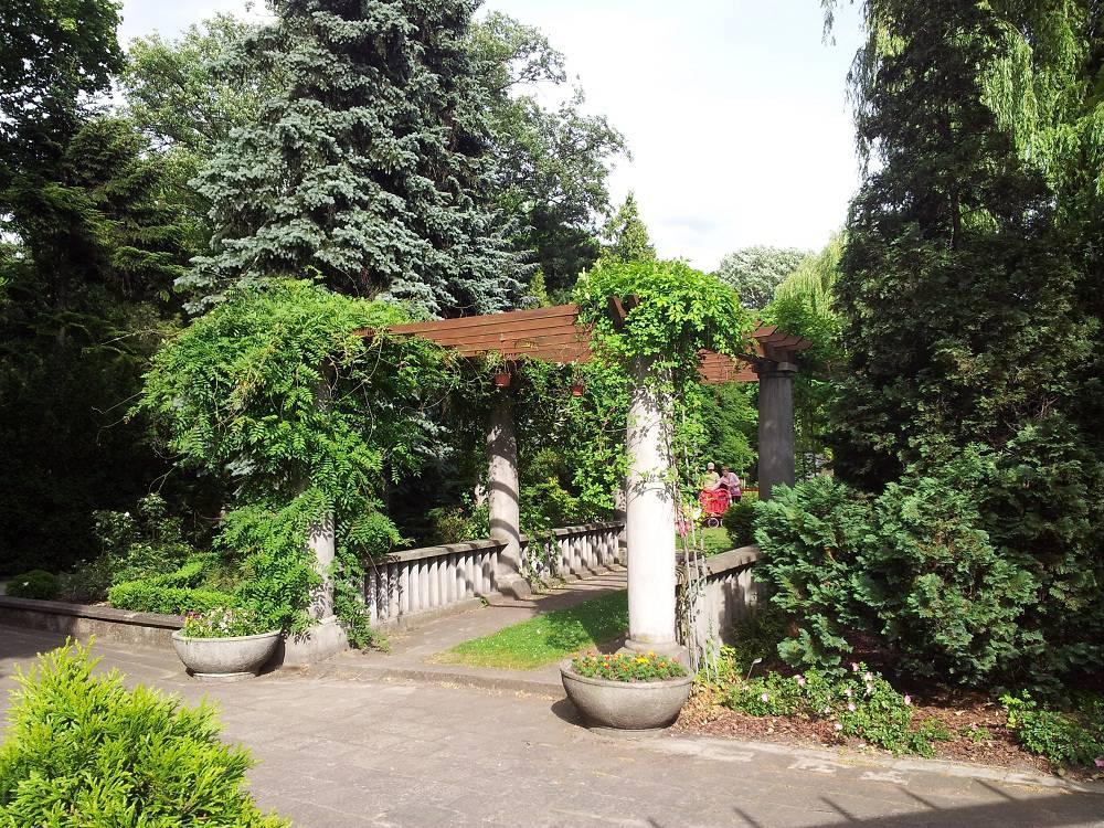 Botanical Garden UKW