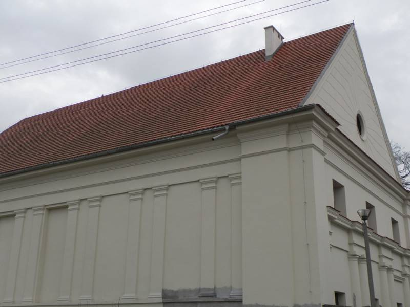 Synagogue in Old Fordon