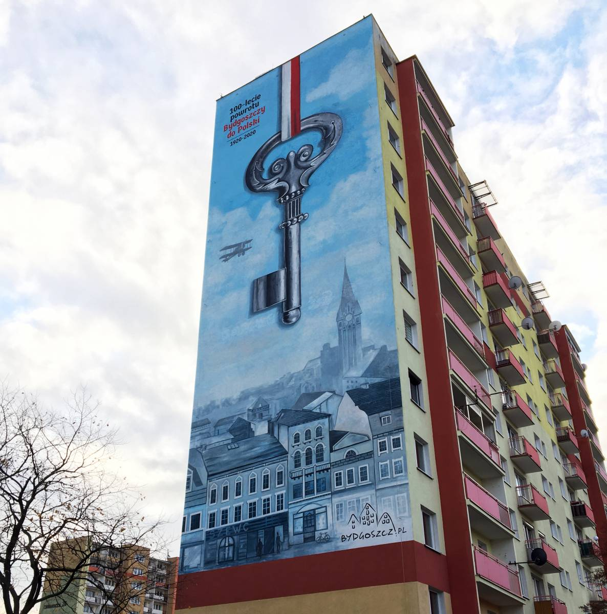 100th anniversary of the return of Bydgoszcz to Poland