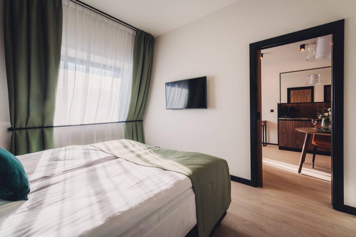 Apartamenty Sowa Bydgoszcz