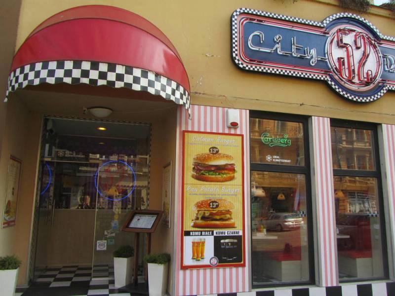 52 City Diner