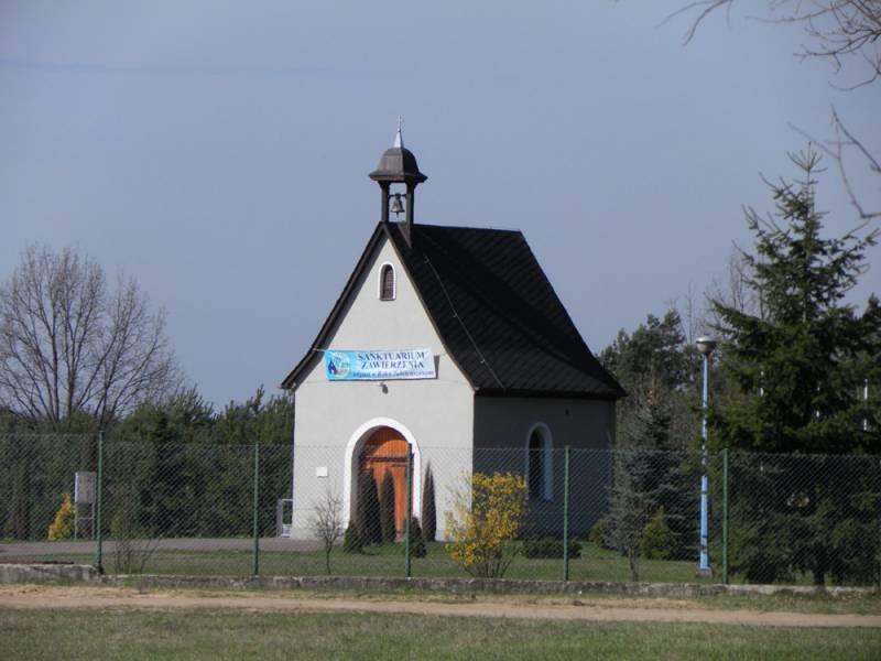Sanktuarium Matki Bożej Trzykroć Przedziwnej