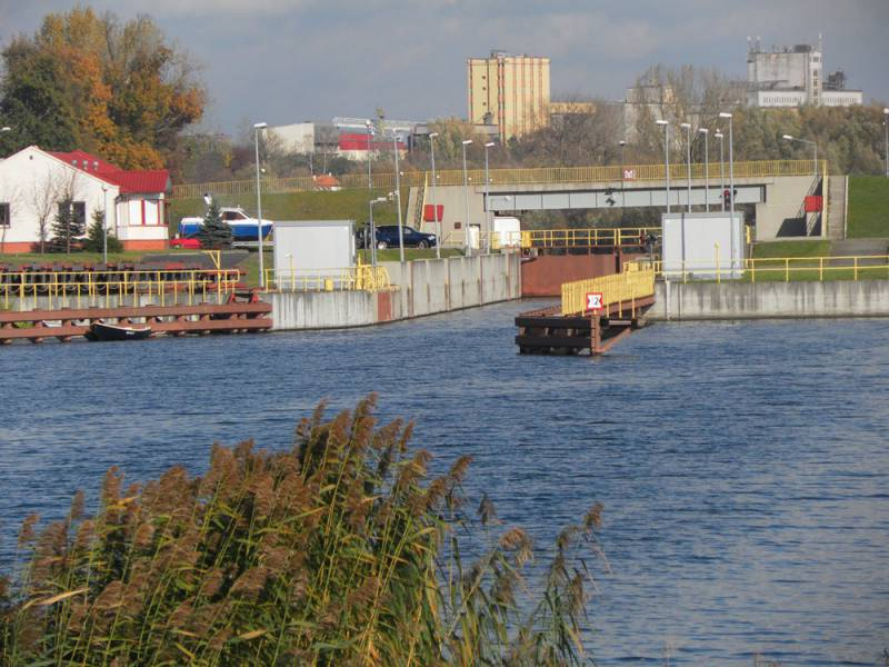Czersko Polskie Lock