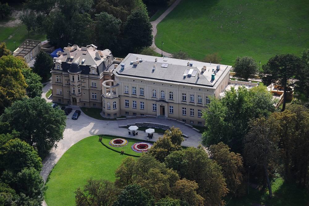 Ostromecko Palace and Park