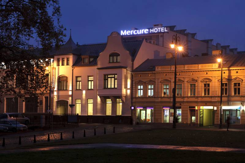 Mercure Bydgoszcz Sepia Hotel