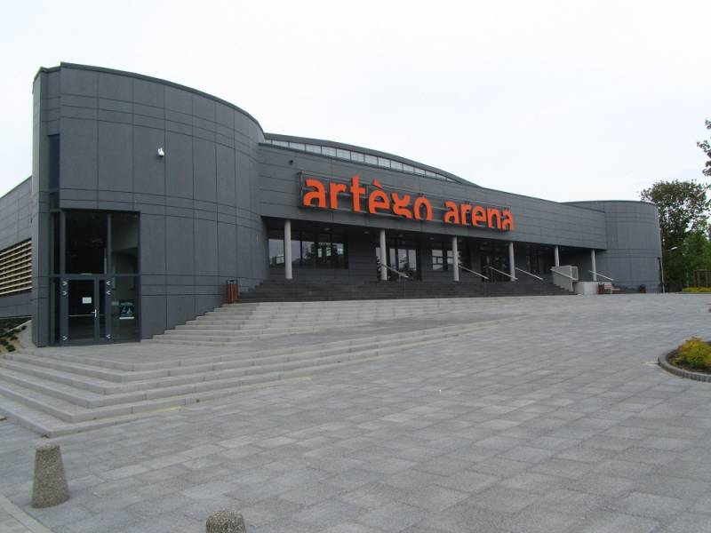 Artego Arena Hall