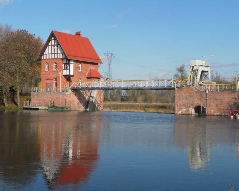 Czersko Polskie Roller Dam
