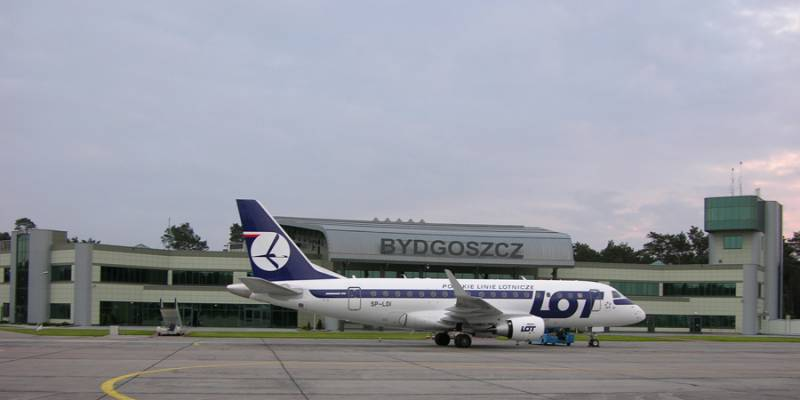 Bydgoszcz Airport (BZG)