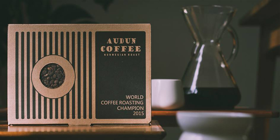 Taste some masterful coffee | Audun
