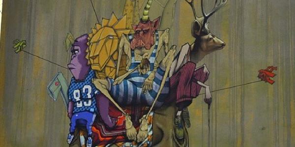 Murale Bydgoszcz